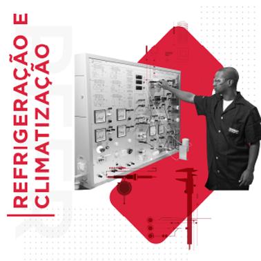 área_refrigeração e climatização
